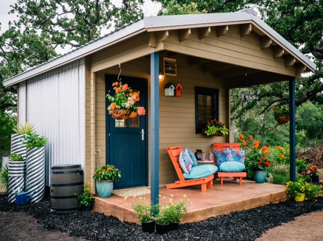Community First! Micro-Homes