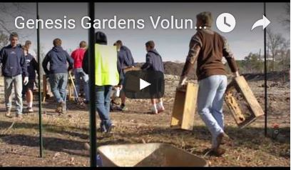 genesis garden volunteer training youtube
