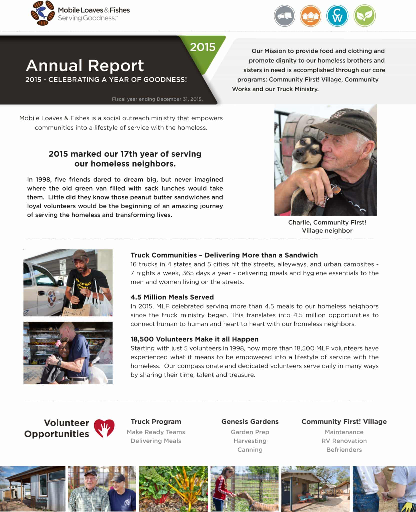 Financials - 2015 Annual Report